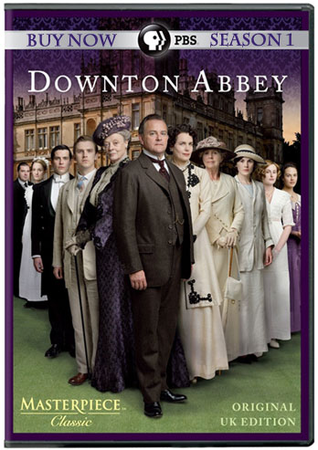 Downton Abbey Season One DVD