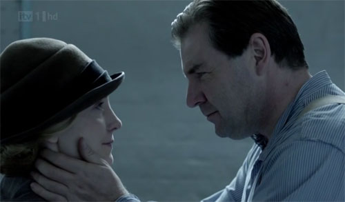 Anna and Mr Bates Downton Abbey