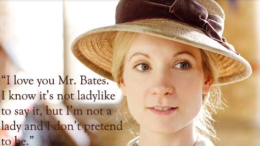 Anna Bates quote Downton Abbey