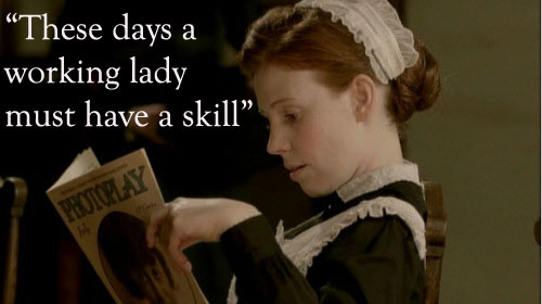 Ethel quote Downton Abbey