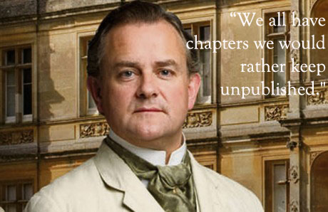 Lord Grantham Quote, Downton Abbey