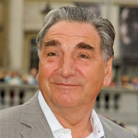 Jim Carter plays Carson