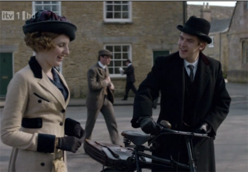 Flirty Lady Edith