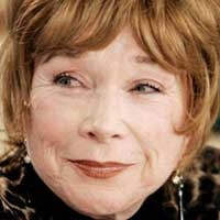 Shirley Maclaine plays Martha Levinson