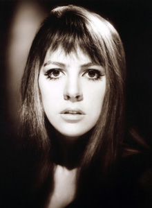 Young Penelope Wilton