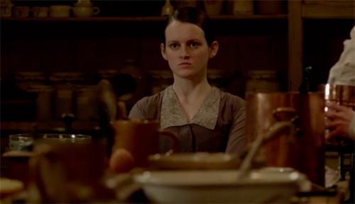 Daisy from Downton
