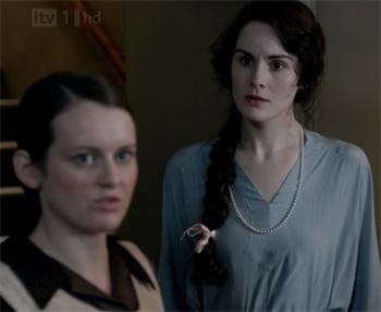 Daisy and Lady Mary