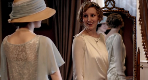 Edith Gets Ready For Her Wedding