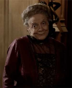 Countess Dowager Violet Grantham