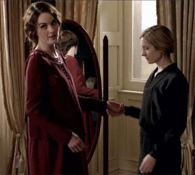 Lady Mary pregnat