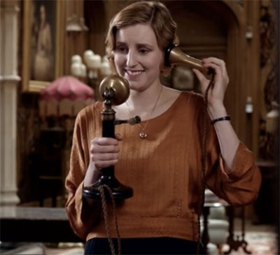Lady Edith Downton