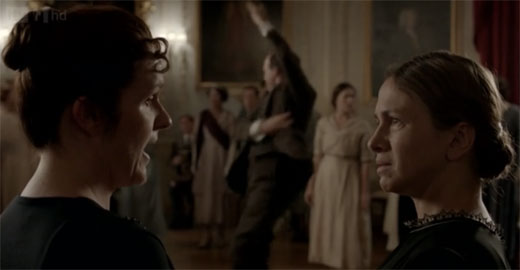 O'Brien and Wilkens, Downton Abbey
