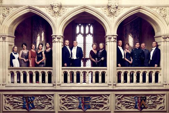 Downton Abbey Characters Season 3