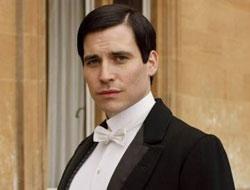 Gay Thomas on Downton Abbey