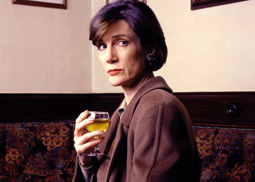 Harriet Walter Season 4 downton abbey