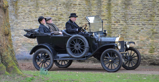 Downton Abbey Season 4 Premiere