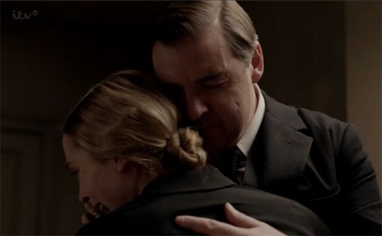 Bates and Anna, Downton Abbey