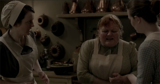 Mrs Patmore
